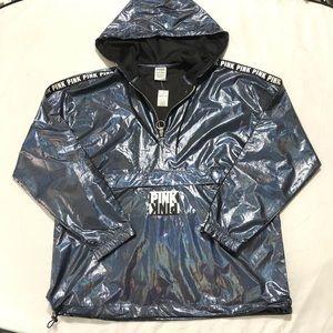 PINK raincoat!!